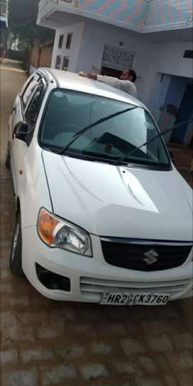 New condition. Car