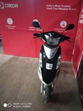 Good Condition TVS Scooty StreakStd with Warranty    8190 Pune