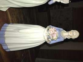 Ceramic huge dolls