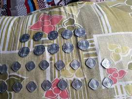 Indian old coin