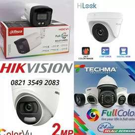 full colour kamera cctv