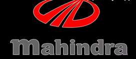 Offering full time job in Mahindra Motors company