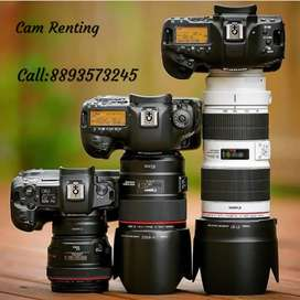 Dslr Camera For Daily Renting