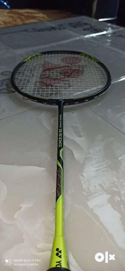 Badminton racquet 0