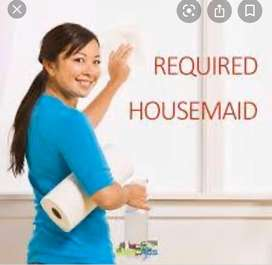 House Maid -Female only