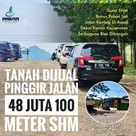 Dijual Tanah Kavling SHM Di Bogor Tanjung Sari