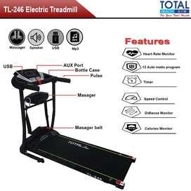 Treadmill Elektrik TL 246
