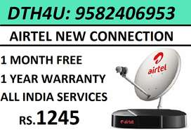 AIRTEL NEW CONNECTION
