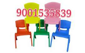 New play school furniture kids plastic chairs / kindergarten furniture