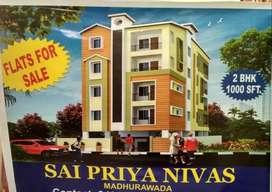 underconstruction flat for sale at madhurwada
