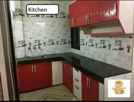 "Baldevbaag, Fully ""Furnished"" Luxariy 1BHK House For Rent"