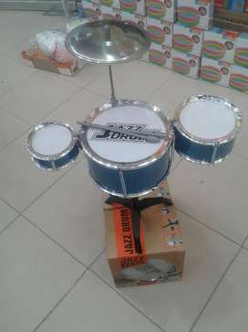 Jazz Drum for Kids set of 3
