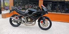 Dijual Motor kawasaki ninja RR 150