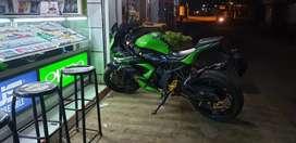 Kawasaki ninja 250sl mono a