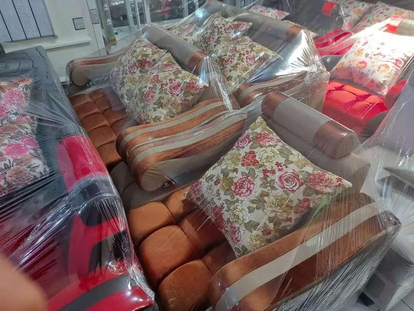 Dijual Kursi sofa 1-2-3
