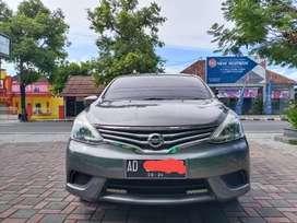 Nissan Grand Livina 2014