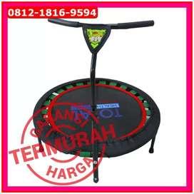Trampoline Total Fitnes TL 2200 D
