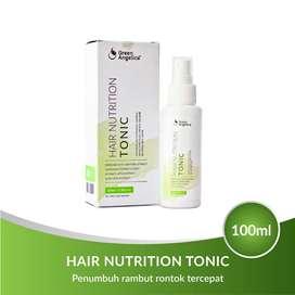 DISKON 10% Green Angelica Hair Nutrition Tonic Penumbuh Rambut Cepat