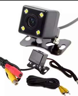 Car rear view camera with night vision