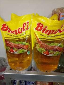 Minyak bimoli 2L