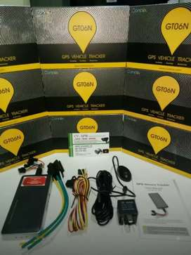 Agen GPS TRACKER gt06n, pelacak canggih motor/mobil