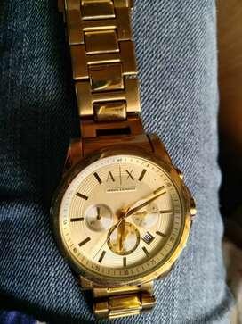 Armani exchange branded new watch