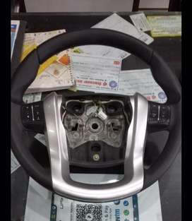 Scorpio parts top model steering wheel