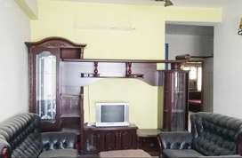 Fully furnished  flat on rent in Madhapur 3 BHK.