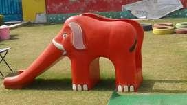 Elephant kids Slide