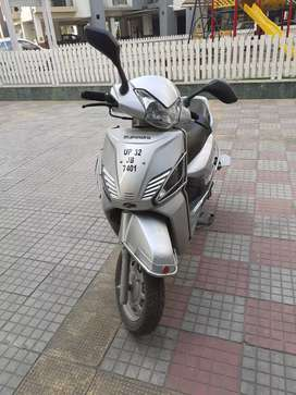 Mahindra Gusto in a perfect condition