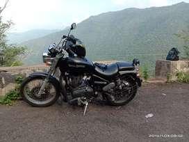 Single owner ,new bike