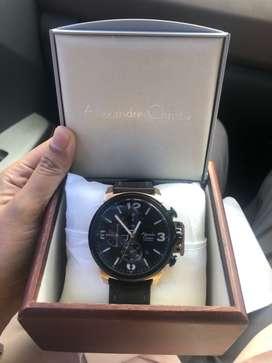 Jam Tangan Alexandre Christie Pria