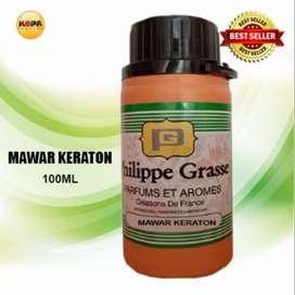 KOPA PARFUME - JUAL BIBIT PARFUME PHILIPPE GRASSE MAWAR KERATON 100ML