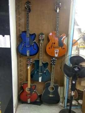 Branded Acoustics Guitars New