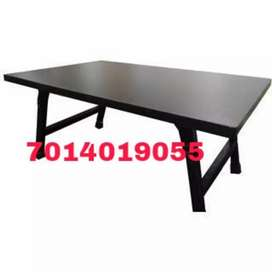 New study folding bed table