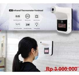 MODEL TERBARU Thermo Scanner Thermometer Termo Gun Termometer OTOMATIS