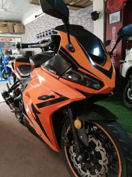 Used Gladiator 200cc EFI water cool single cylinder 2018