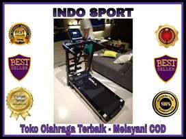Segera Miliki - Treadmill Elektrik 4 Fungsi TL 607