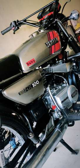 YAMAHA RX100.DM FOR MORE DETAILS