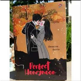BUKU PERFECT HONEYMOON