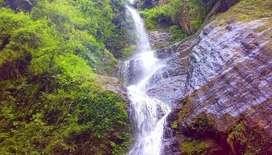 Resort Land with Himalaya View & Waterfall near Chamba, Uttarakhand