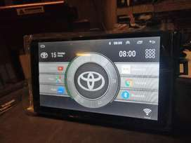 Corolla 2008-2009 Android Player (1 Year Warranty)