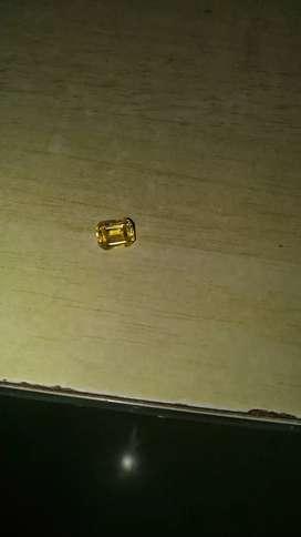 yellow sapohire