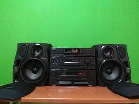 Tape Compo SONY HST-A10K & Kaset Tape