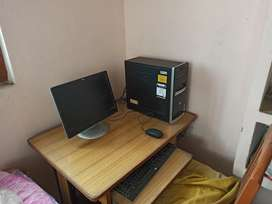 Desk top computer HP