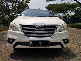 Toyota Kijang Innova 2.5 G AT Diesel 2014,Favourite Family MPV Forever