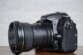 Nikon D7000 with Tokina 12-24 F4
