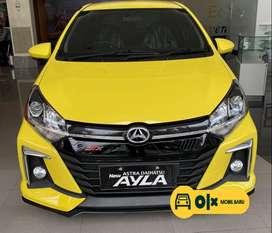 [Mobil Baru] Promo Ayla Termurah sejabodetabek