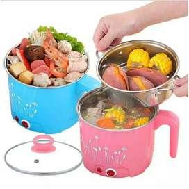 Panci Listrik Serbaguna/Mini Pot Portable