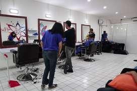 Dicari barberman part time